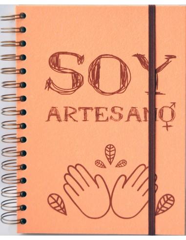 Cuaderno profesiones Soy Artesano/a