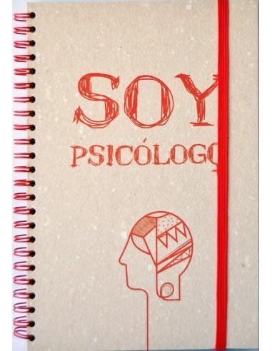 Cuaderno profesiones Soy Psicólogo/a